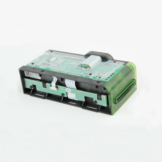 Automatic card reader / card reader