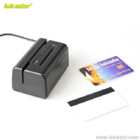2 in 1, 3 in 1 Magnetic Card/IC Card/RFID Card Reader